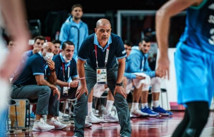 Sergio Hernandez retires from coaching Argentina national team
