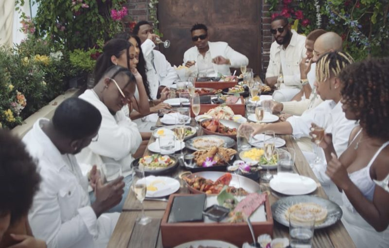 LeBron James and Russell Westbrook star in Nas music video